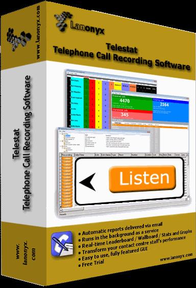 Call Recording Software | Phone Call Recording | Lanonyx Ltd
